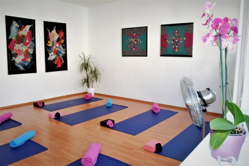 Miestnosť naprenájom jogy Bratislava