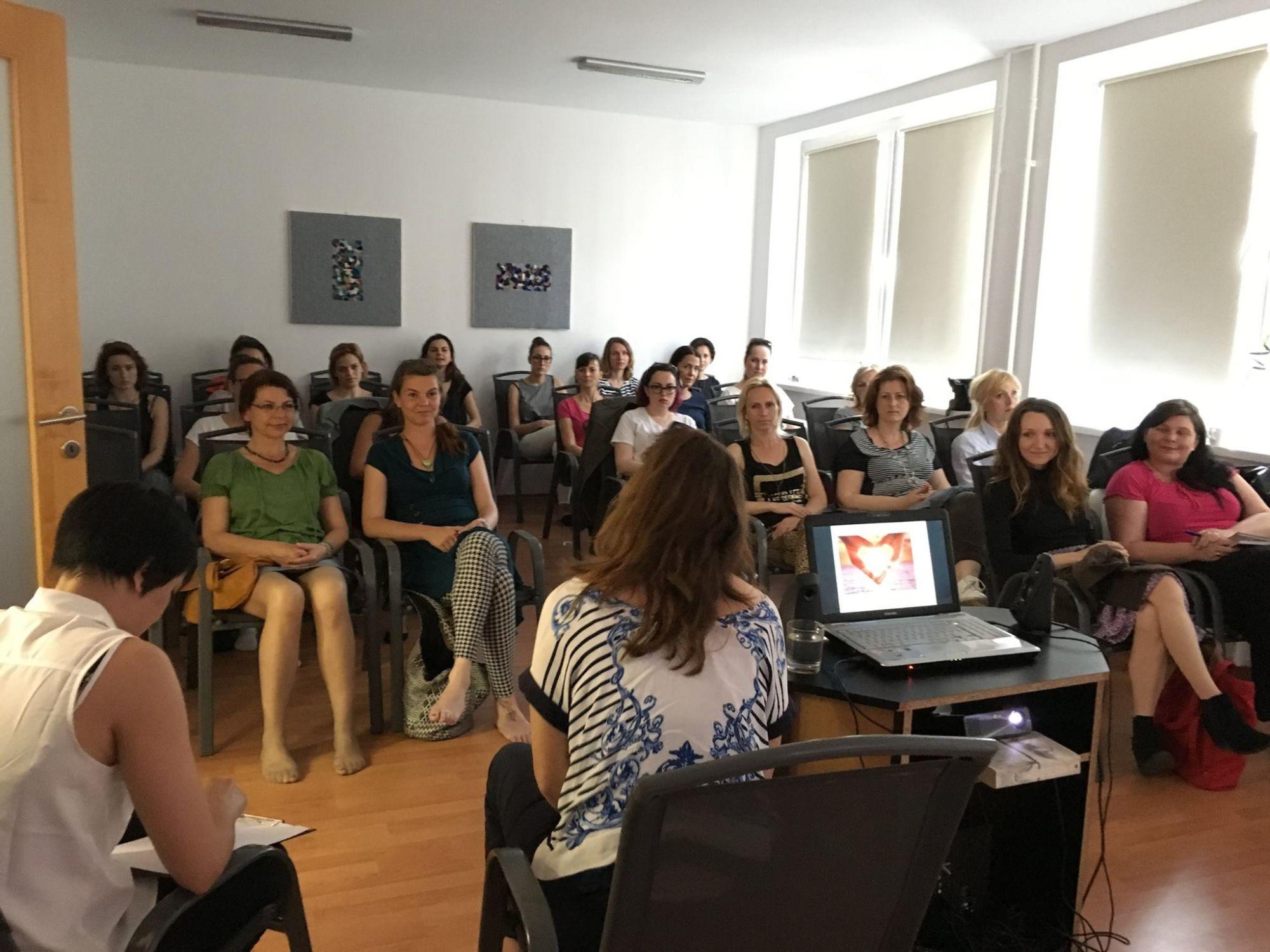 Workshopy asemináre Prenájom miestností Bratislava