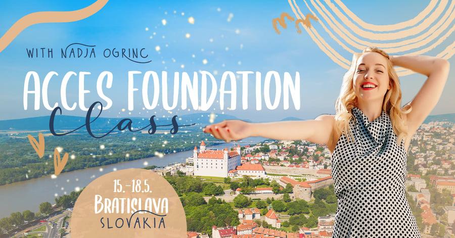 Foundation Bratislava - Nadja Ogrinc